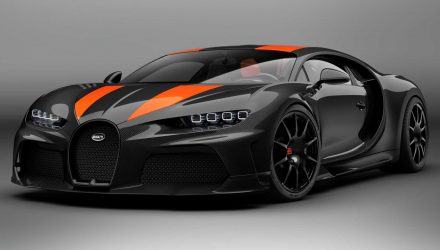Bugatti Chiron Super Sport 300+ revealed