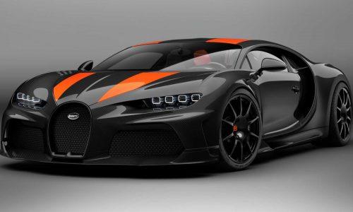 Bugatti Chiron Super Sport 300+ revealed