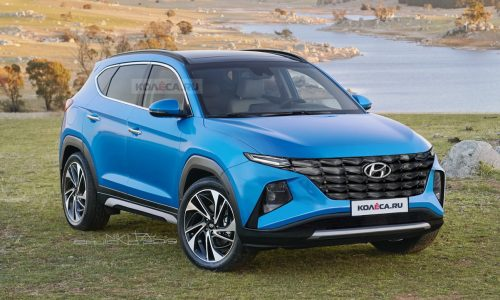 2021 Hyundai Tucson rendered, most accurate preview yet?