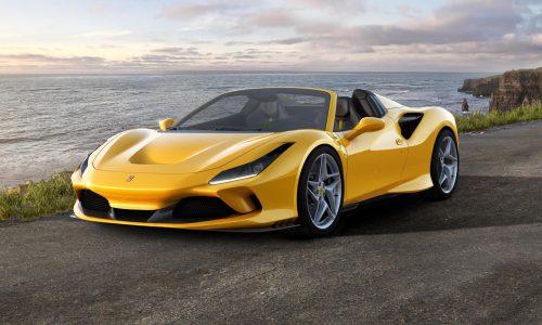 Ferrari F8 Spider revealed as new V8 drop-top