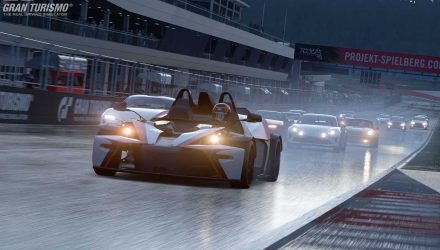 Gran Turismo Sport update adds iconic cars, new wet track (video)