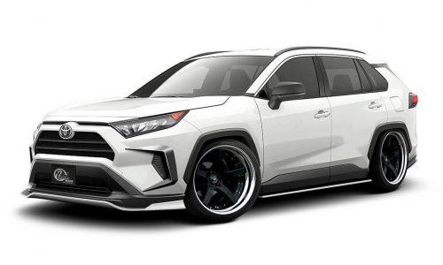 Kuhl Racing developing crazy bodykit for new Toyota RAV4