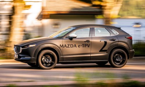 Mazda to debut all-new electric model at Tokyo show