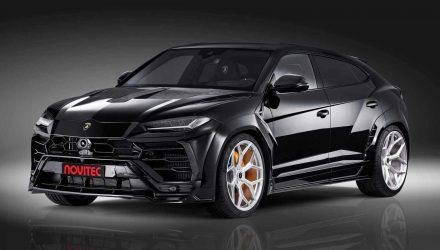 Novitec announces potent Lamborghini Urus upgrades