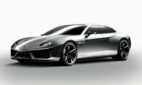 Lamborghini 4-seat electric GT set for 2025, PPE-based – report