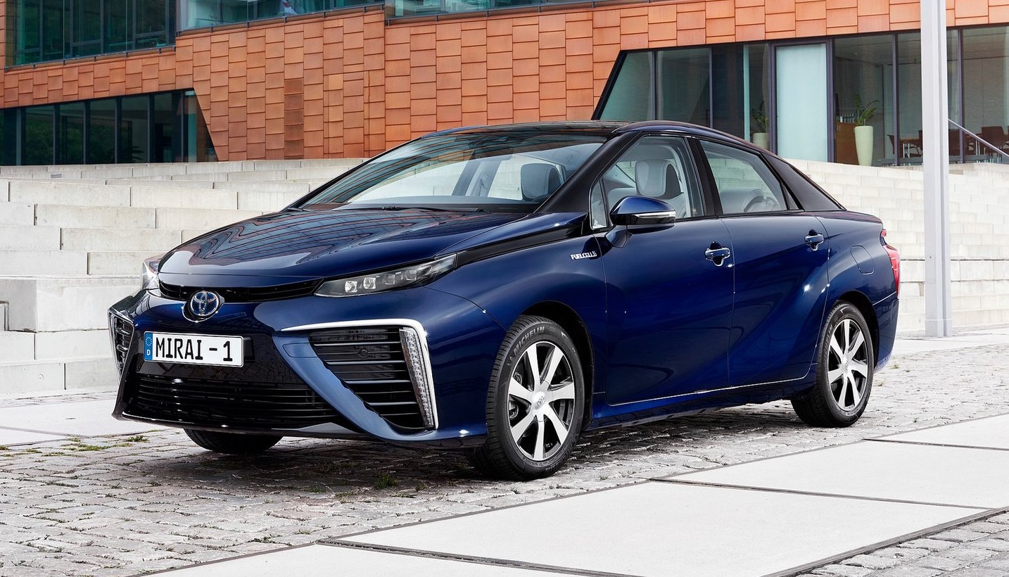 2020 Toyota Mirai Previewed Suave Concept Headed For Tokyo