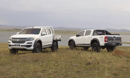 2020 Holden Colorado now with 7 years free servicing, limited time