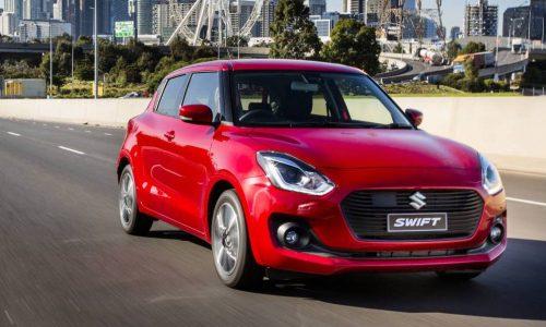 Suzuki Australia announces 5-year warranty for new vehicles