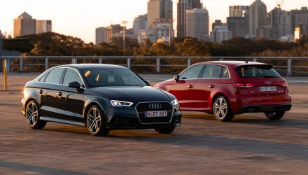 2019 Audi A3 S Line Plus confirmed for Australia