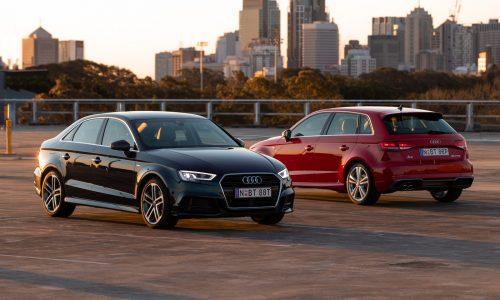 2019 Audi A3 S Line Plus confirmed for Australia