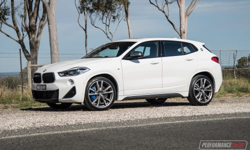 2019 BMW X2 M35i review (video)