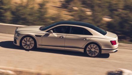 Bentley Flying Spur Blackline specification announced