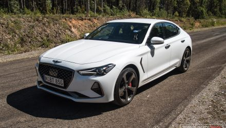 2019 Genesis G70 3.3T Sport: Long-term review – Performance & Handling