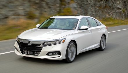 2019 Honda Accord confirmed for Australia, 1.5 turbo & hybrid