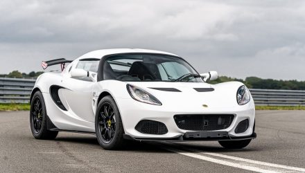 Lotus Elise Cup 250 Bathurst Edition announced for Australia