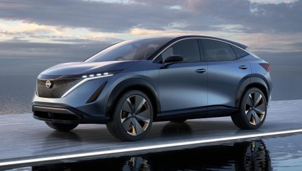 Nissan Ariya electric SUV concept revealed at Tokyo show
