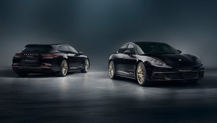 Porsche Panamera 10 Year Edition revealed, celebrates 10th anniversary