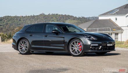 2019 Porsche Panamera GTS Sport Turismo review (video)