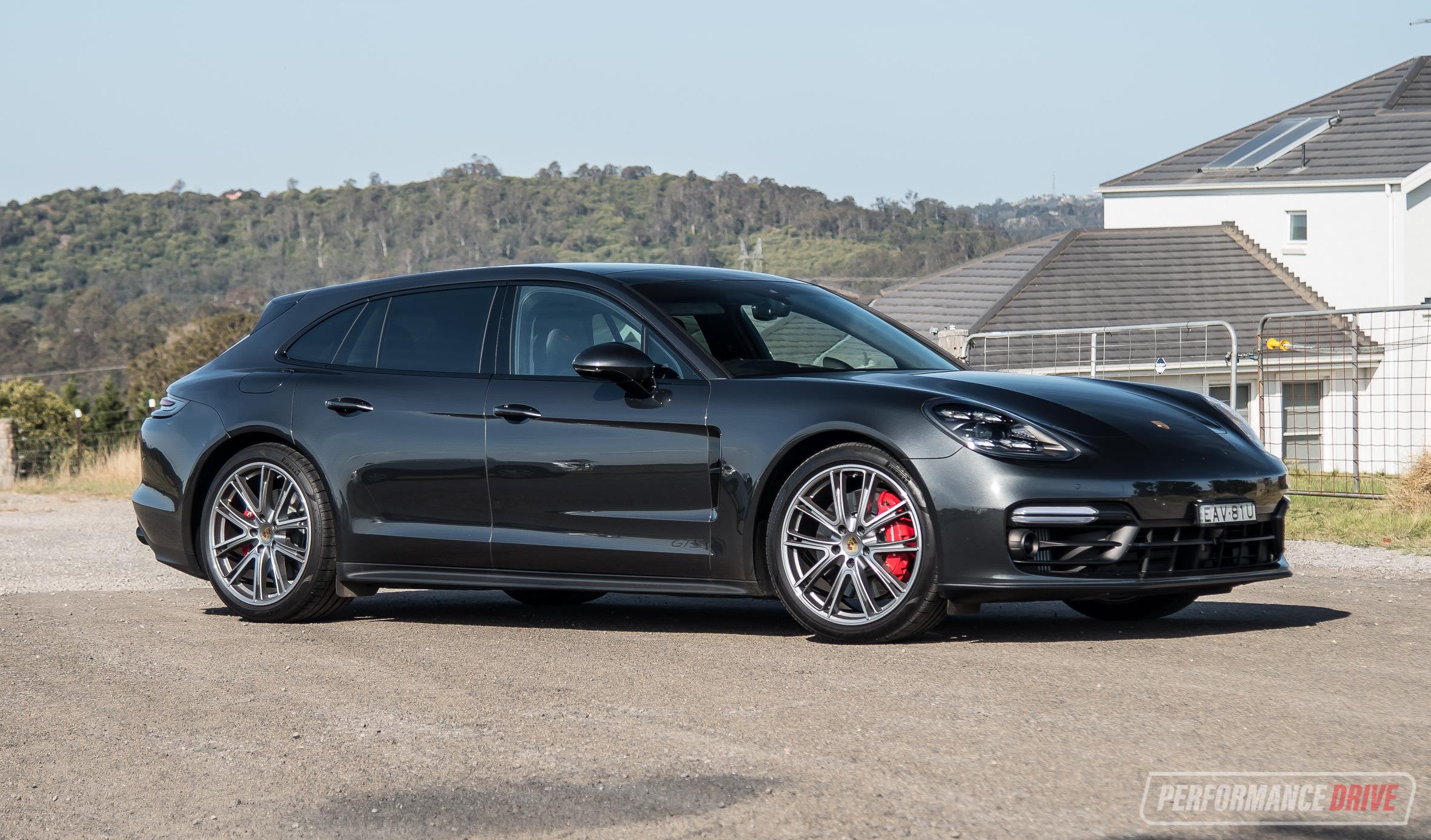 2019 Porsche Panamera Gts Sport Turismo Review Video Performancedrive