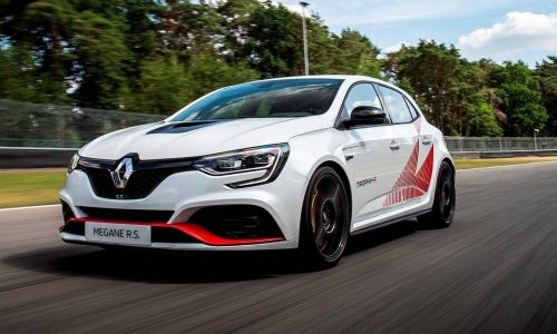 Renault Megane RS Trophy-R on sale in Australia from $74,990