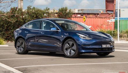 2019 Tesla Model 3 Standard Plus review (video)