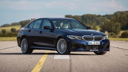 2020 Alpina B3 sedan revealed, set for Australia late next year