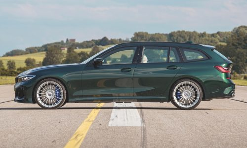 2020 Alpina B3 Touring confirmed for Australia, with S58 3.0TT