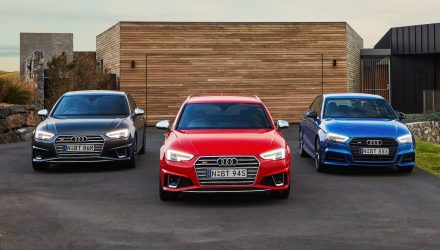 2020 Audi S3, S4, S5 updates announced for Australia