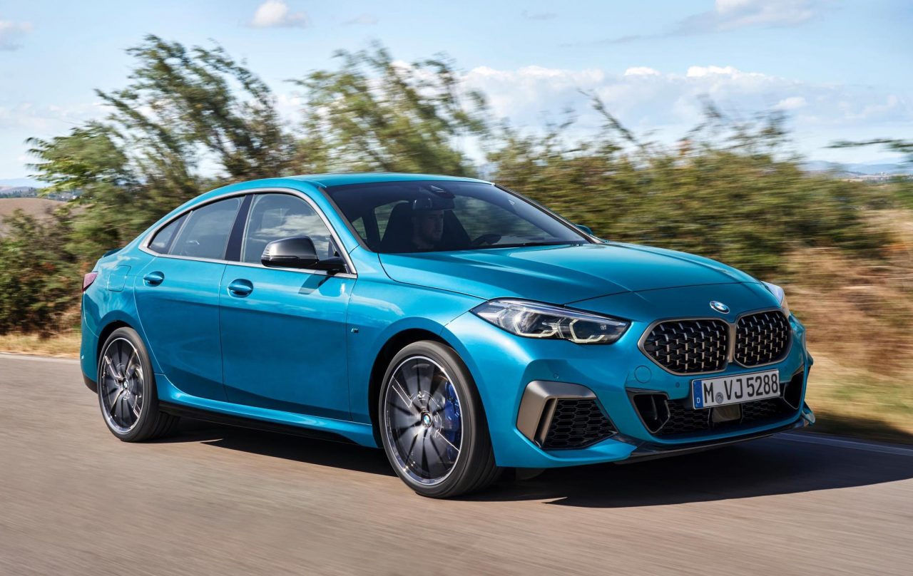 2020 Bmw 2 Series Gran Coupe Revealed Confirmed For