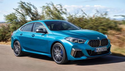 2020 BMW M235i Gran Coupe-front