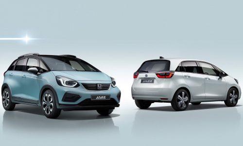 2020 Honda Jazz debuts with Crosstar 'SUV' variant