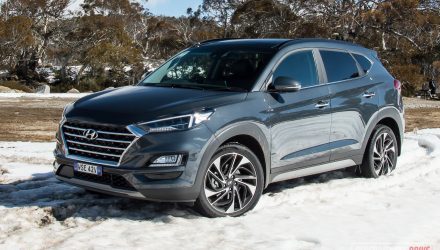2020 Hyundai Tucson Highlander 1.6T review (video)