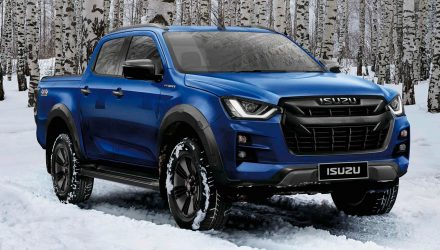 All-new 2020 Isuzu D-Max revealed; more power, updated platform
