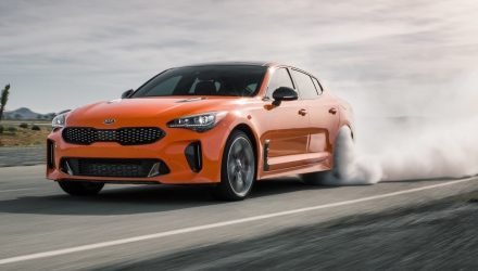 2020 Kia Stinger Carbon Edition announced for Australia