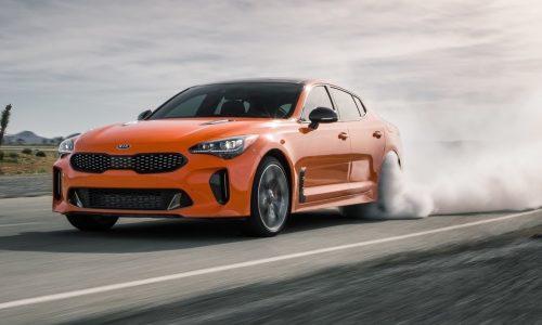 2020 Kia Stinger Carbon Edition announced for Australia