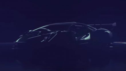 Lamborghini plans all-new track car, features 830hp V12 (video)