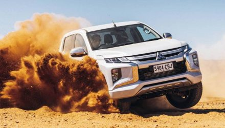 2020 Mitsubishi Triton updates announced for Australia