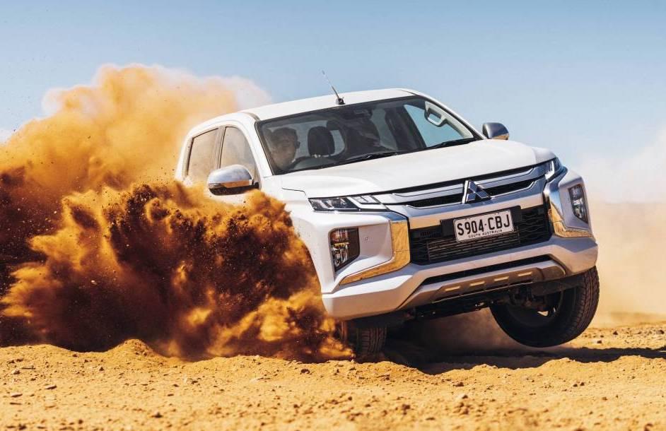 2020 Mitsubishi Triton Updates Announced For Australia