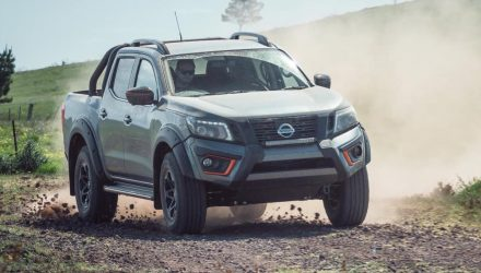 2020 Nissan Navara N-TREK Warrior revealed, developed in Australia