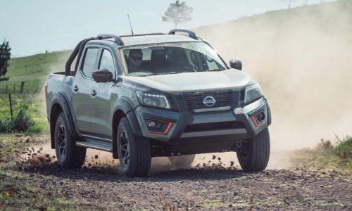 2020 Nissan Navara N-TREK Warrior revealed, developed in Australia