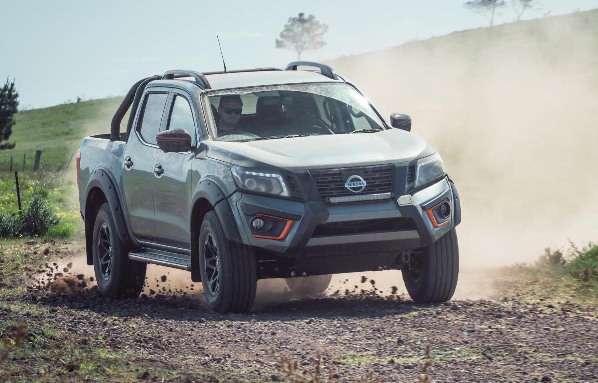 2020 Nissan Navara N Trek Warrior Revealed Developed In