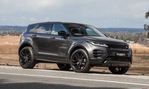 2020 Range Rover Evoque P300 R-Dynamic SE review (video)