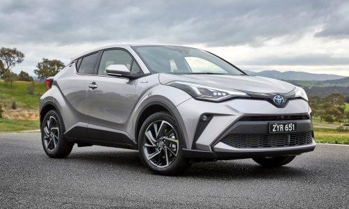 2020 Toyota C-HR Hybrid confirmed for Australia
