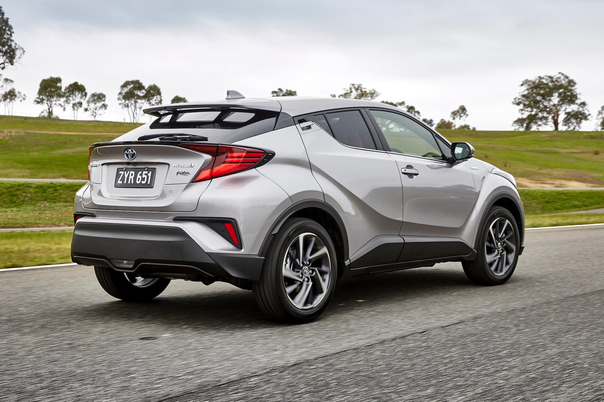 Toyota Chr Hybrid >> 2020 Toyota C Hr Hybrid Confirmed For Australia