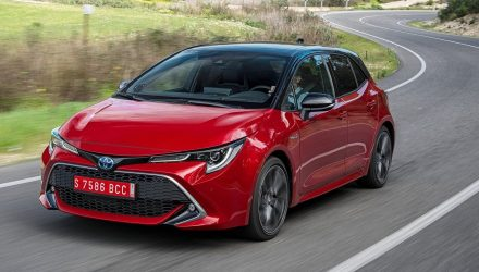2020 Toyota Corolla update now on sale in Australia