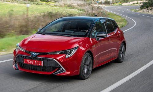 2020 Toyota Corolla update now on sale in Australia