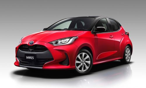 All-new 2020 Toyota Yaris revealed, debuts 1.5 hybrid