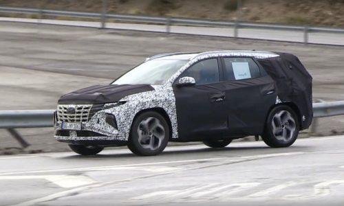 2021 Hyundai Tucson spied, to debut 7-seat option? (video)