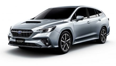 2021 Subaru Levorg previewed with prototype concept