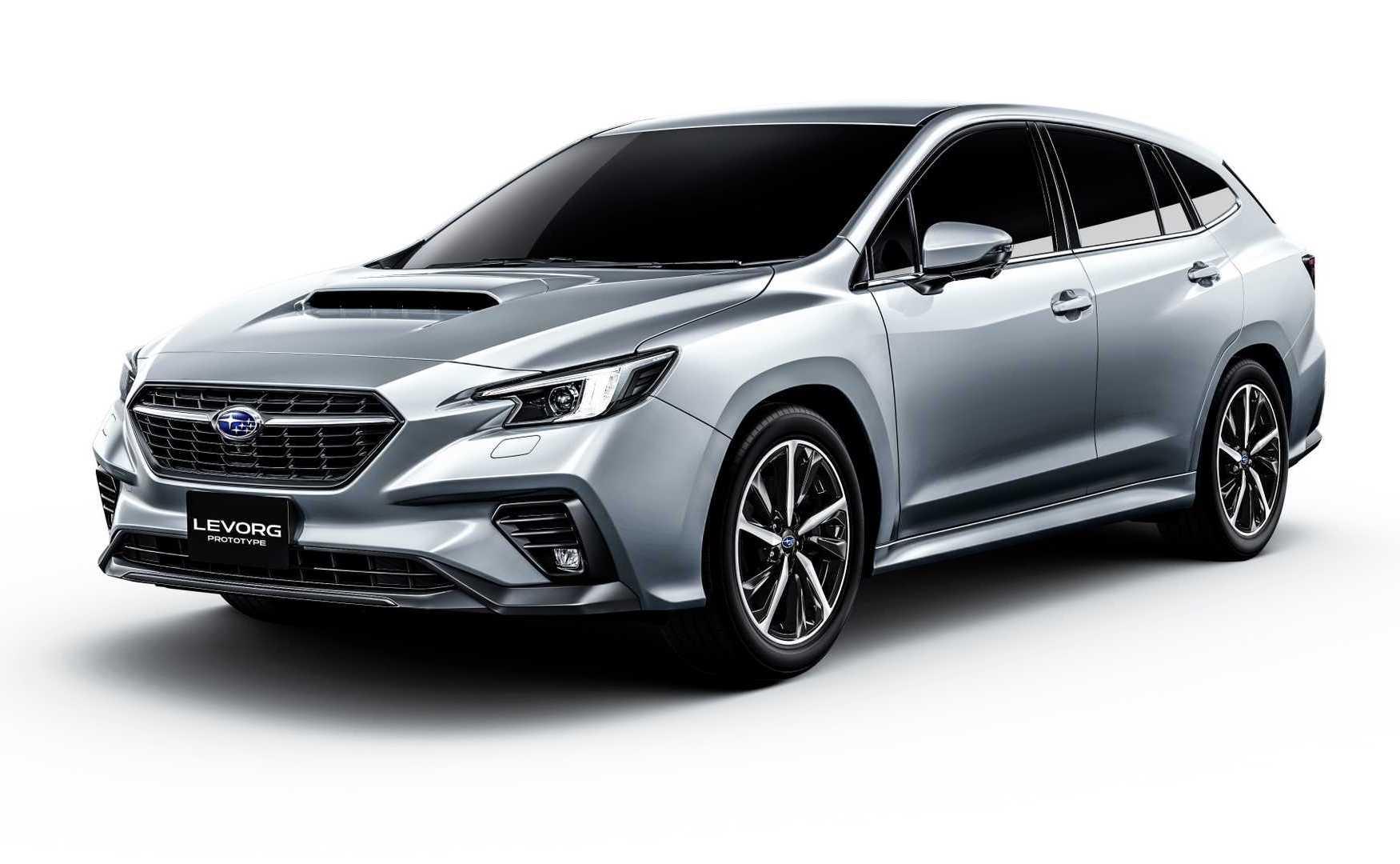 2021 Subaru Liberty Release